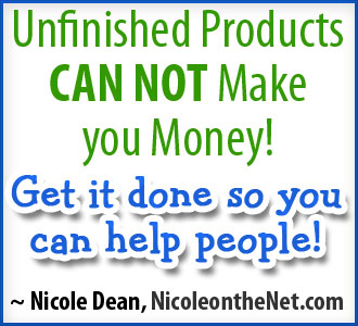 Nicole Dean Quote of the Week - May 28, 2012