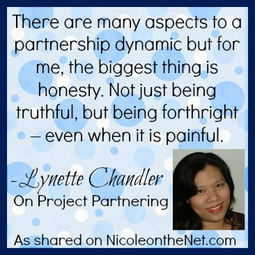 Lynette Chandler - On Project Partnering