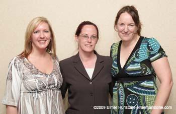 Nicole Dean, Yvonne Lyon, Lynn Terry