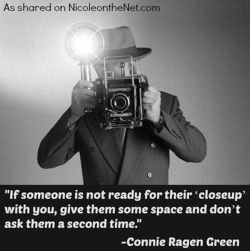 In Person Events - Connie Ragen Green
