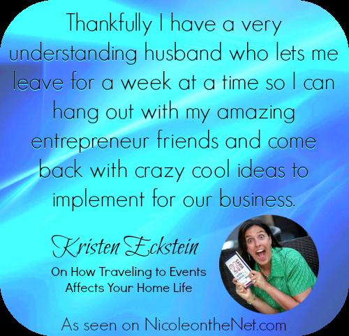 Traveling - Kristen Eckstein