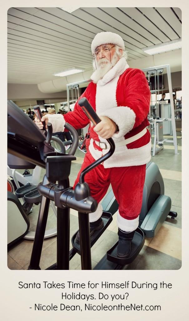 bigstock-Santa-Claus-doing-exercises--banner