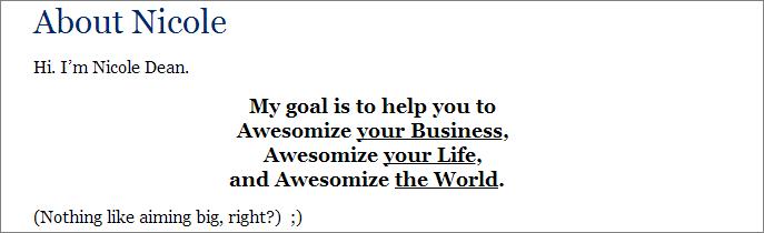 goals-about