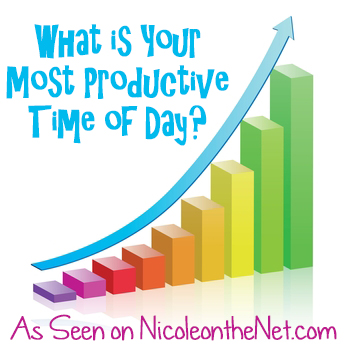 What is Your Most Productive Time of Day